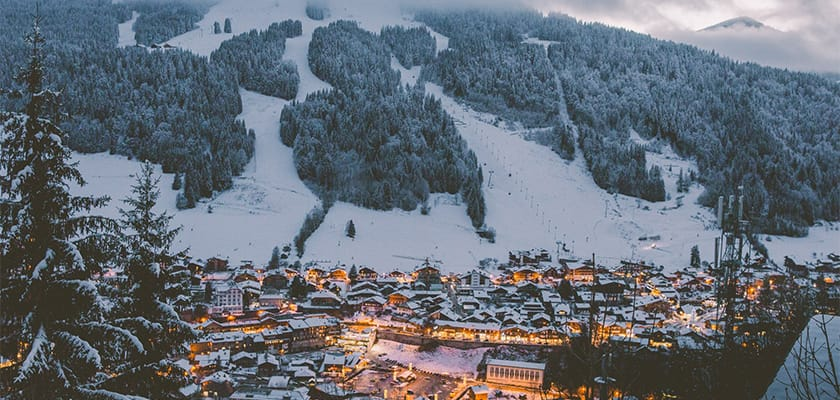 Morzine Village At Night.jpg
